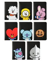 【monopoly×BT21】 パスポートケース 追跡付配送