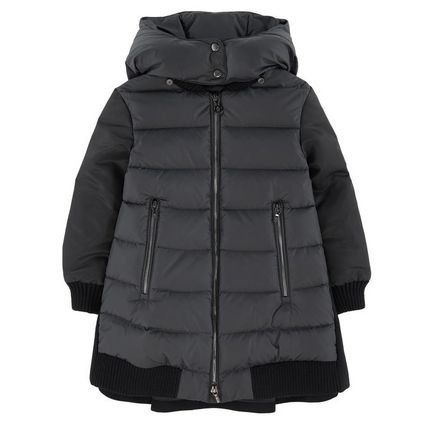 MONCLER キッズアウター 関税込AW新作★BLOIS☆大人もOK!!異素材MIXがCOOL☆12A14A♪