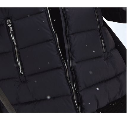 MONCLER キッズアウター 関税込AW新作★BLOIS☆大人もOK!!異素材MIXがCOOL☆12A14A♪(7)