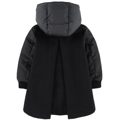 MONCLER キッズアウター 関税込AW新作★BLOIS☆大人もOK!!異素材MIXがCOOL☆12A14A♪(3)