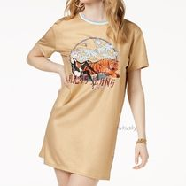 GUESS★新作/送料込★タイガーTシャツワンピース