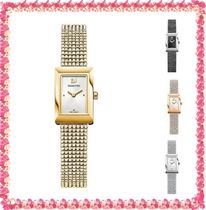 SWAROVSKI★Memories Crystal Mesh Watch★ 多色在庫 本物保証