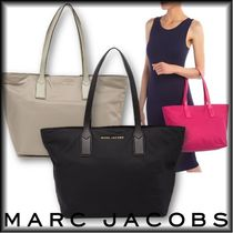 SALE! MARC JACOBS ナイロン トートバッグ ブラック M0013561