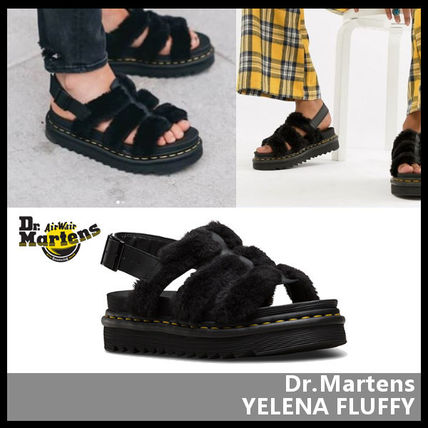 【Dr.Martens】YELENA FLUFFY 23801001