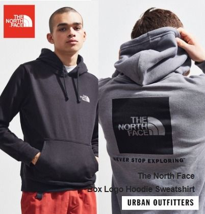 Urban Outfitters スウェット・トレーナー The North Face☆ロゴ☆メンズスウェット☆期間限定セール中!
