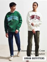 Tommy Jeans☆ロゴ☆メンズスウェット☆期間限定セール中!