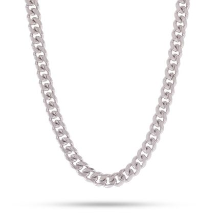King Ice ネックレス・チョーカー ☆KING ICE☆8mm, Stainless Steel Miami Cuban Curb Chain(2)
