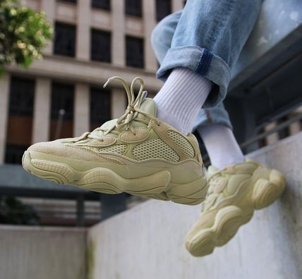大人気 YEEZY500 SUPERMOON YELLOW (DB2966) イージー
