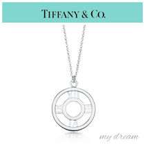 【Tiffany & Co】ATLAS Open Pendant in Sterling Silver