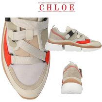 【CHLOE】Sonnie low-top sneakersロートップスニーカー