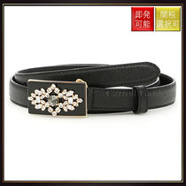 【プラダ】Saffiano Belt Nero