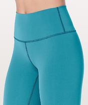 7/8丈レギンスWunder Under HiRise 7/8Tight*Fullux-PacificTeal