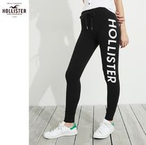 ★送料込★Hollister★Logo Graphic Fleece Leggings★