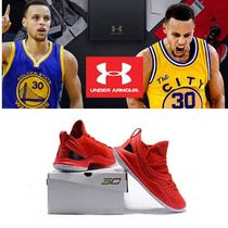 【USAモデル!】CURRY 5 UNDER ARMOUR アンダーアーマー《RED》