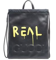 GUCCI◎GHOSTバッグパック 474210D8T3N8603