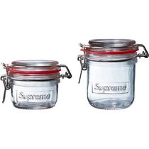 国内発送 11 week SS18 Supreme Jar Set (Set of 2) 瓶 ジャー