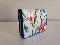 TORY BURCH PRINTED FLORAL COIN CASE セール 即発送