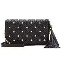TORY BURCH FLEMING STUD FLAT チェーン付きWALLET 46452 001