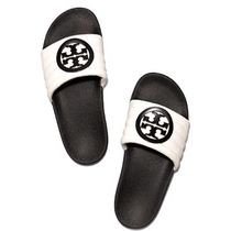 TORY BURCH トリーバーチ LINA QUILTED SLIDEサンダル 46931 101