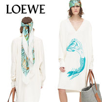 追跡ありで安心☆LOEWE V Neck Sweater Paula Mermaid