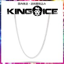 ☆KING ICE☆3mm, Italian Sterling Silver Cuban Curb Chain