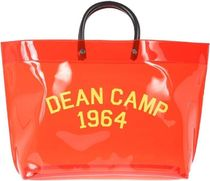 DSQUARED2■ss18 人気 Dean Camp トートバッグ in PVC
