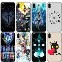 Kingdom Hearts Case for iPhone Apple X 8 7 6 6S Plus 5 5S SE