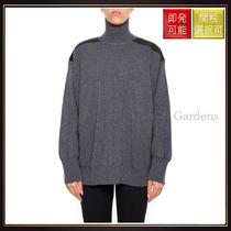 【ステラマッカートニー】Turtleneck Pullover OneColor