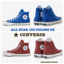限定【CONVERSE】CHUCK TAYLOR ALL STAR 100 COLORS HI カラーズ