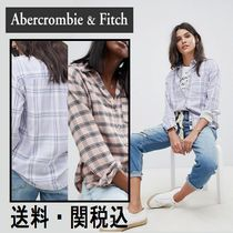 Abercrombie & Fitch チェック シャツ