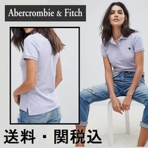 Abercrombie & Fitch クラシック ポロ シャツ