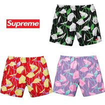 送関込 Week17 Supreme Nylon Water Short S〜XL 花柄 水着