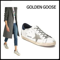 (ゴールデングース) GOLDEN GOOSE WHITE GCOWS590 A7