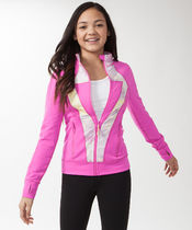 Final Sale中!!【 Perfect Your Practice Jacket 】★ Pow Pink/