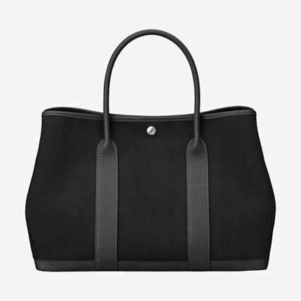 HERMES トートバッグ HERMES Love It !! Garden Party 36 tote bag,French/VerfFonce