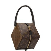 稀少 Louis Vuitton(ルイヴィトン) Reverse Monogram Square Bag
