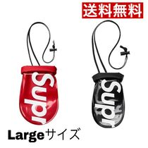 ★ Supreme ★ SealLine See Pouch Large WEEK 16 SS 18 赤 黒