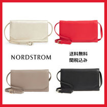 Nordstrom(ノードストローム) 財布・小物その他 ★Nordstrom★Leather Wallet on a Chain★ショルダー★長財布★