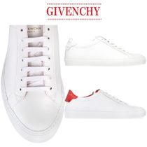 【Givenchy】Urban Street smooth leather sneakers