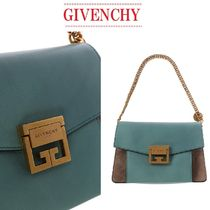 【Givenchy】small GV3 bag in leather and suede☆S/Sセール