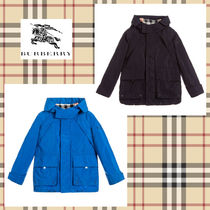 ☆BURBERRY☆ Sale!! チェックディテール・ボーイズジャケット♪