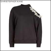 Christopher Kane★DNA Asymmetric Sweat Top