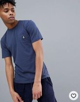 Burton Snowboards Colfax Logo Pocket T-Shirt in Navy
