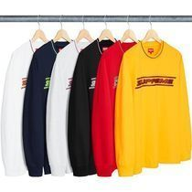 Supreme Bevel L/S Top SS18 WEEK 17 送料無料