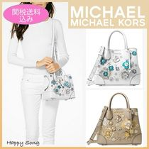 Michael Kors★ Mercer Gallery Small★サッチェル★