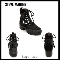 § Steve Madden § 国内発送 / レースアップブーティー