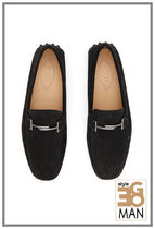 TOD'S DOUBLE T GOMMINOS ローファー