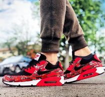 "最安値 Nike Air Max 90  Print Atmos ""We Love Nike"" 全込み"