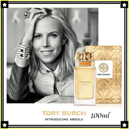 Tory Burch 香水・フレグランス Tory Burch☆ABSOLU EAU DE PARFUM SPRAY☆100ml