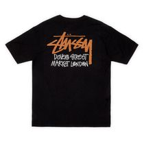 送料無料! 限定 Stussy x DSM Chapter T-Shirt (Black)